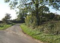 Lane junction - geograph.org.uk - 999534.jpg