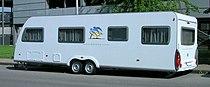 Verin Lit Camping Car Integral