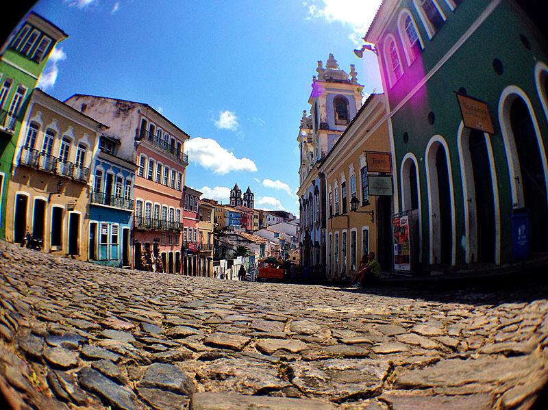 Salvador, Bahia Brazil Thefob.com