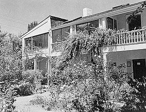 Monterey State Historic Park - Larkin House, 1959