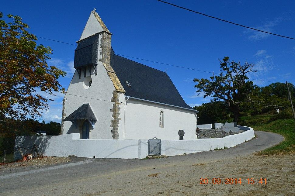 Larrebieu Chapel