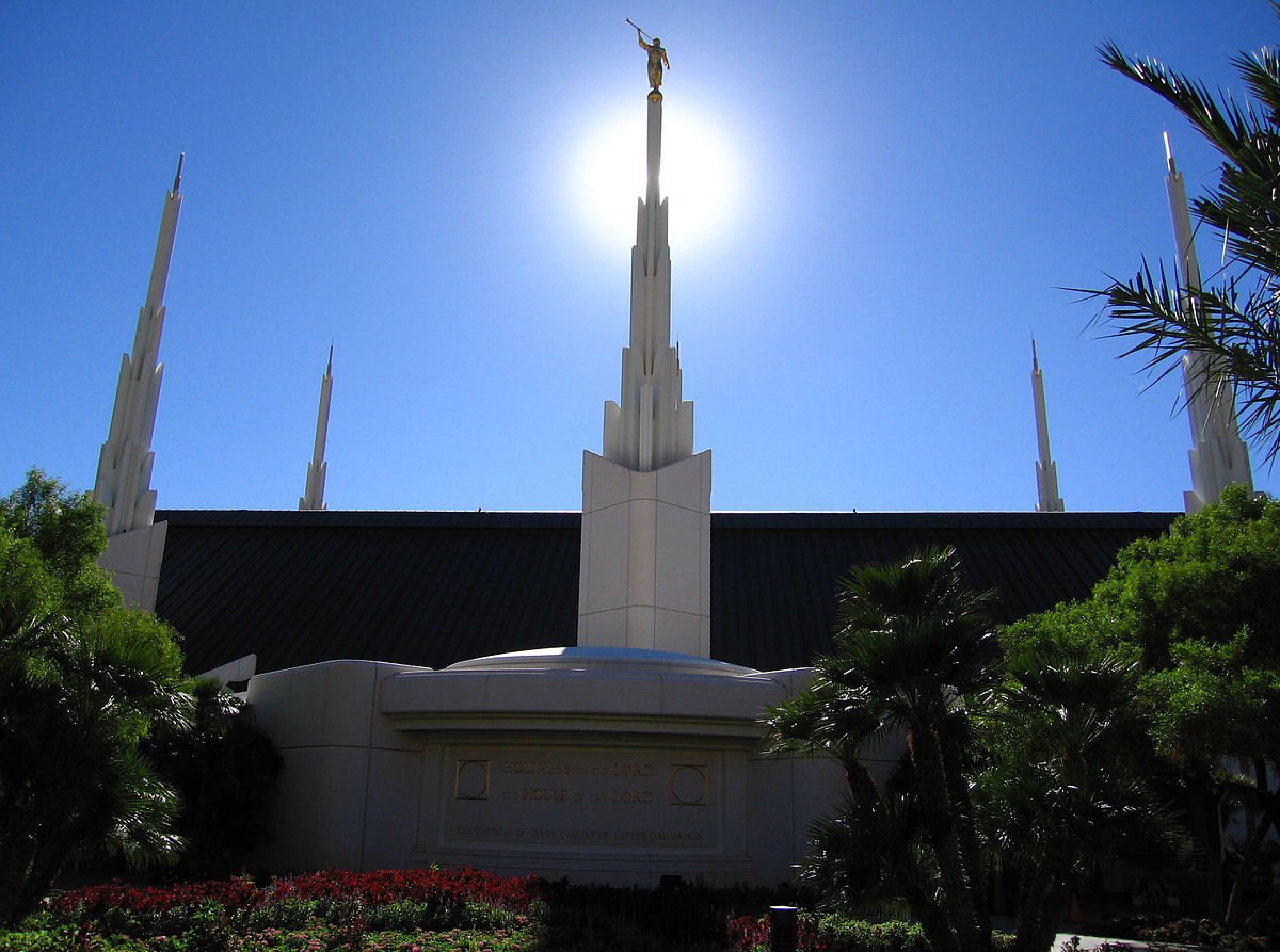 Las Vegas Nevada Temple Wikipedia