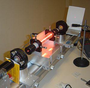 Láser de helio-neón