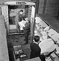 Laundry in Wartime- the work of Gleniffer Laundry, Catford, London, England, UK, 1944 D23407.jpg