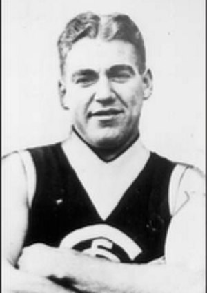 Australian rules football schism (1938–1949) - Image: Laurie Nash City