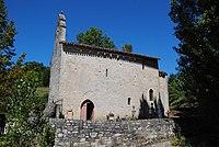 Lauzerte - La Combe du Miel - Eglise Saint-Sernin-du-Bosc - 01.jpg