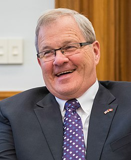 Lawrence MacAulay Canadian politician