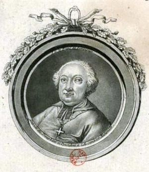Jean Georges Lefranc de Pompignan - Jean-Georges Lefranc de Pompignan
