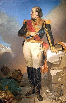 Le maréchal Soult, duc de Dalmatie