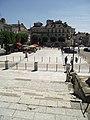 Le place de la Libération vue des allées d'Étigny (Auch, Gers, France).JPG