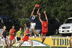 Glossary of Australian rules football - Australian rules football is known by several different names, including footy and Aussie rules.