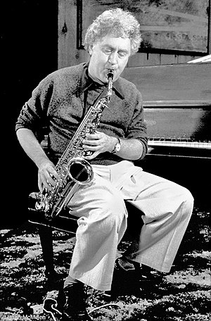 Lee Konitz - Image: Lee Konitz