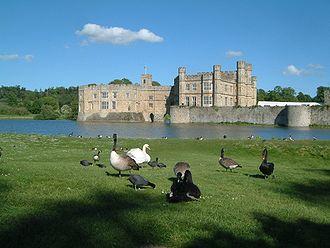 Olive, Lady Baillie - Leeds Castle