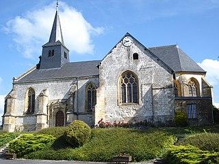 Leffincourt Commune in Grand Est, France