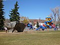 Legion Park Playground and Rock Climbing dyeclan.com - panoramio.jpg