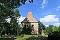 Leipzig Thekla - Friedhof Leipzig-Thekla + Kirche Hohen Thekla 05 ies.jpg