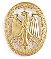 Leistungsabzeichen in GOLD - Abzeichen für besondere Leistungen im Truppendienst der Bundeswehr.jpg