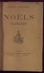 Camille Lemonnier: Noëls flamands