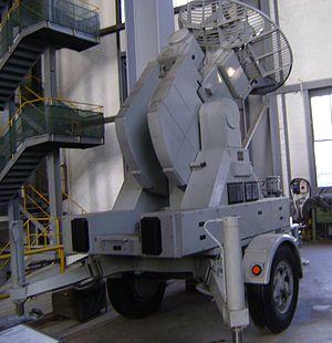 RSD 58 - Image: Lenkwaffensystem RSCD Leitstrahlsender