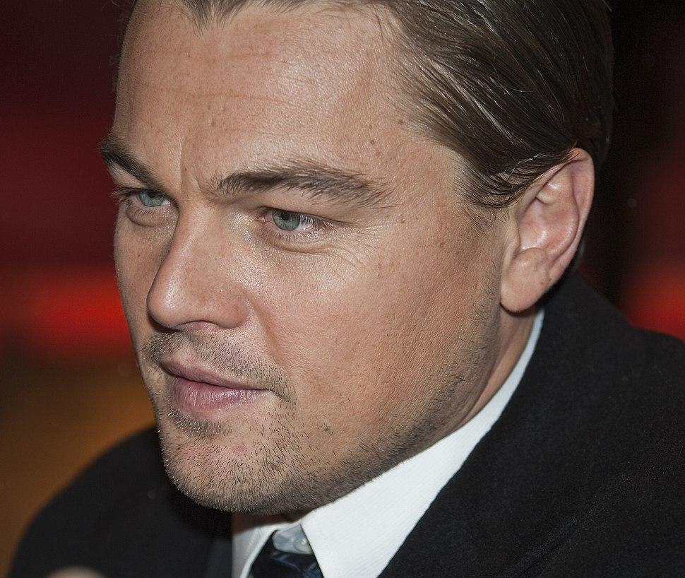 Leonardo DiCaprio (Berlin Film Festival 2010) 2 (cropped)