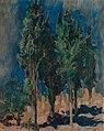 Leopold Pilichowski - Pejzaż z drzewami.jpg