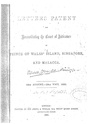 Letters Patent for Reconstituting the Court of Judicature of Prince of Wales' Island, Singapore, and Malacca (10 August 1855).pdf
