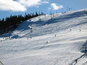 Kittilä - Ski Resort Levi, in Kittilä