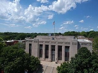 Liberty, Missouri City in Missouri, United States
