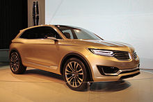 2015 Ford Edge For Sale >> Lincoln MKX - Wikipedia