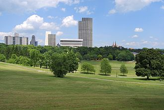 National Register of Historic Places listings in Albany, New York - Image: Lincoln Park Albany
