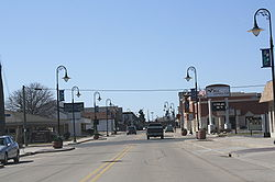 Downtown Little Chute