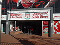 Liverpool FC Museum and Club Store entrance - DSC00701.JPG