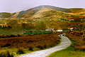 Llanberis Lake Railway approaches Llanberis.jpg