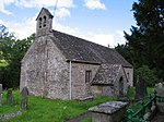 Church of St Tetta, Talybont on Usk