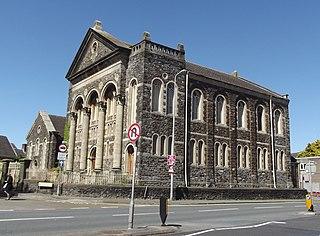 Tabernacle Chapel, Llanelli Church in Wales