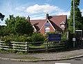 Llanfair Kilgeddin, The Primary School - geograph.org.uk - 1432595.jpg