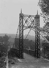 Llanstephan bridge, Llyswel
