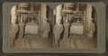 Loading cage with car of coal at bottom of shaft, Scranton, Pa., U.S.A, from Robert N. Dennis collection of stereoscopic views.png