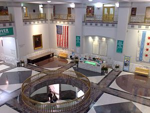 Harold Washington Library - Lobby