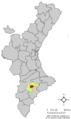Localització d'Ibi respecte el País Valencià.png