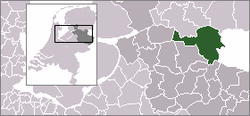 Location of Hardenberg