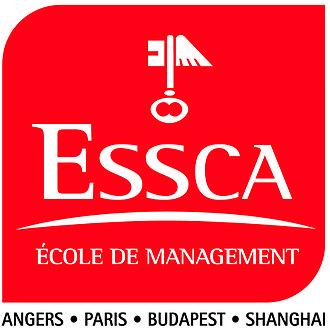 École supérieure des sciences commerciales d'Angers - Image: Logo Essca