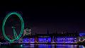 London Eye from South West - 2014-10-27 18-00.jpg
