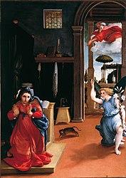 Lorenzo Lotto: Recanati Annunciation