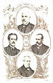 Los diputados pintados por sus hechos 08, Baldrich, Valera Alcalá Galiano, Vidal y Villanueva, Olivas.jpg