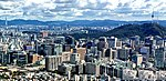 Lotte World Tower and Namsan Tower in Seoul.jpg