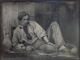 Louis Adolphe Humbert de Molard - Louis Dodier as a prisoner, 1847 - Google Art Project.jpg