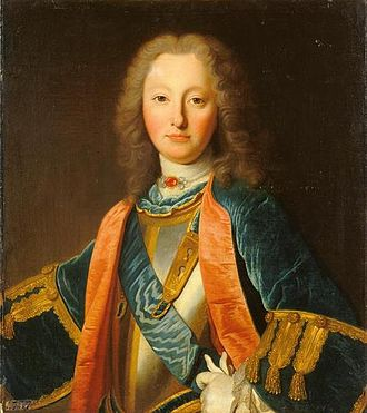 House of Bourbon-Maine - Image: Louis Charles de Bourbon, Count of Eu, unknown artist