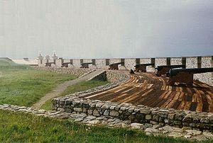 Fort La Baye - Image: Louisbourg 4