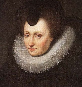 Charlotte de Laval - Louise de Coligny, the daughter of Charlotte de Laval and Gaspard de Coligny